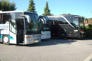 Busgrupper på Hotel Balka Strand